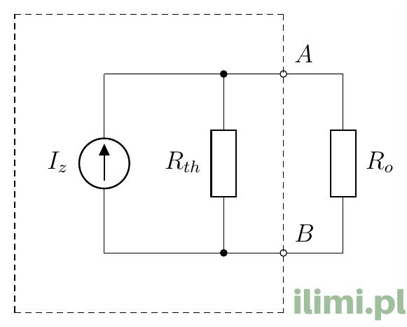 metoda nortona generator nortona