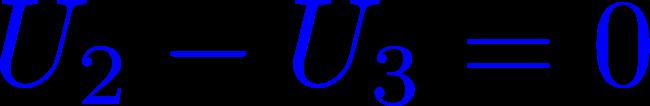 napięciowe prawo kirchhoffa dla oczka 2
