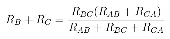 BC wzór. Transfiguracja wyprowadzenie wzoru.